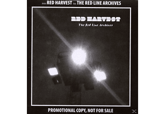 Red Harvest - The Red Line Archives - (CD)