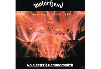 Motörhead - No Sleep 'til Hammersmith (Deluxe Edition) - (CD)