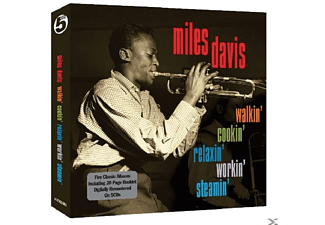 Miles Davis - Walkin', Cookin', Relaxin', Workin', Steamin' (CD)