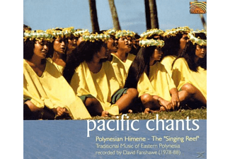 VARIOUS - Pacific Chants - (CD)