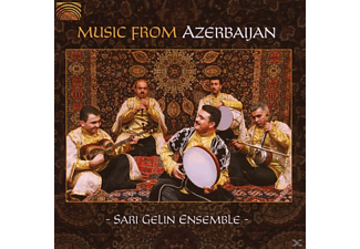 Sari Gelin Ensemble - Music From Azerbaijan - (CD)