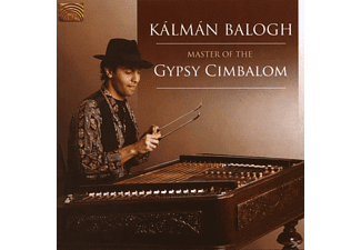 Balogh Kálmán - Master Of The Gypsy Cimbalom - (CD)