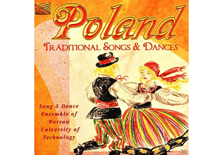 VARIOUS - Poland: Traditional Songs And Dances [CD]