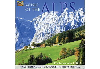 Trachtenverein Rossecker - Music Of The Alps - (CD)