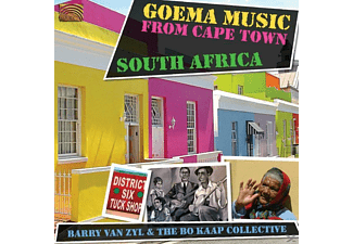 Barry Van Zyl - Goema Music From Cape Town, South Africa - (CD)
