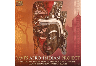 Ravi - Ravis Afro-Indian Project - (CD)