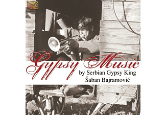 Saban Bajramovic - Gypsy Music By Serbian Gypsy King [CD]