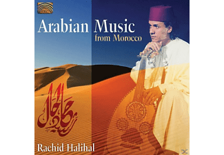 Rachid Halihal - Arabian Music From Morocco - (CD)