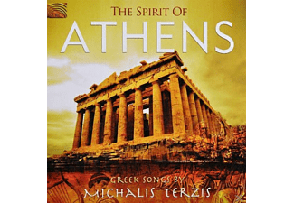 VARIOUS - The Spirit Of Athens - (CD)