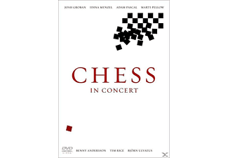 Chess - In Concert - (DVD)