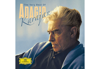 Carl August Nielsen, Herbert Von Bp/karajan - Best Of Adagio, The Very - (CD)
