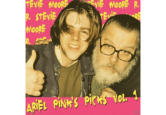 R. Stevie Moore - Ariel Pink's Picks - Volume 1 - (Vinyl)