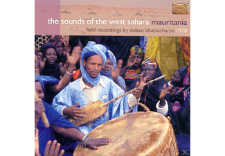 VARIOUS - The Sound Of Western Sahara - (CD)