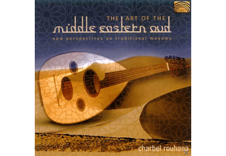 Charbel Rouhana - The Art Of Middle Eastern Oud - (CD)