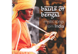 The Bauls Of Bengal - Mystic Songs From India - (CD)