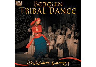 Hossam Ramzy - Bedouin Tribal Dance - (CD)