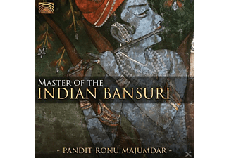 Pit Ronu Majumdar - Master Of The Indian Bansuri - (CD)