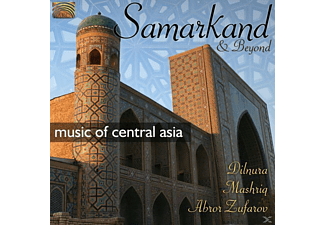 Dilnura - Samarkand & Beyond - Music Of Central Asia [CD]