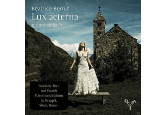 Beatrice Berrut - Lux Aeterna - Visions Of Bach [CD]