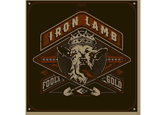Iron Lamb - Fool's Gold (Ltd.Gold Vinyl) - (Vinyl)