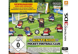 Pocket Football Club (Download-Code) [Nintendo 3DS]