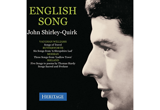 Shirley-quirk John - English Song - (CD)