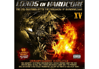 VARIOUS - Lords Of Hardcore Vol.15 - (CD)