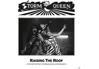 Stormqueen - Raising The Roof (Ltd.Vinyl+7inch, Coloured Sil) - (Vinyl)
