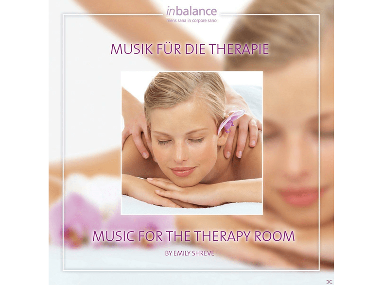 Emily Shreve - Musik Für Die Therapie/Music For The Therapy Room [CD]
