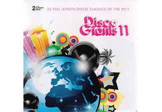 VARIOUS - Disco Giants Vol.11 - (CD)