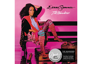 Donna Summer - The Wanderer - (CD)
