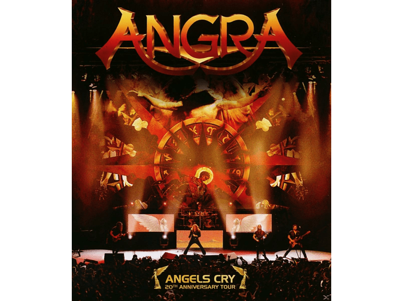 Angra - Angels Cry - 20th Anniversary Tour [Blu-ray]