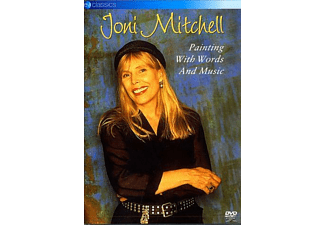 Joni Mitchell - Painting With Words And Music - (DVD)