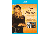 Joni Mitchell - Woman Of Heart & Mind / Painting With Words And Music [Blu-ray]