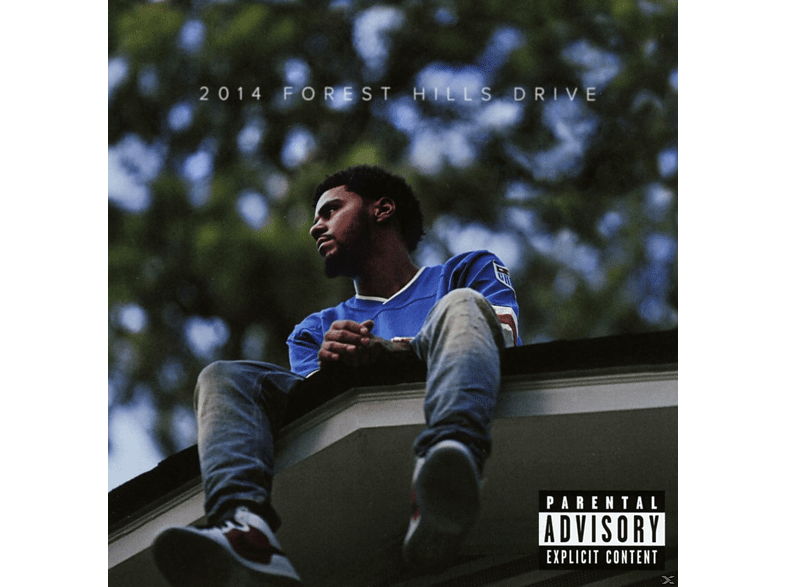 J. Cole - 2014 Forest Hills Drive [CD]