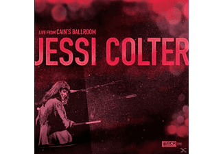 Jessi Colter - LIVE FROM CAINS BALLROOM - (Vinyl)