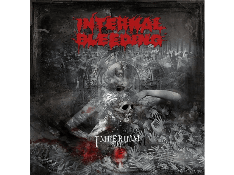 Internal Bleeding - Imperium [Vinyl]