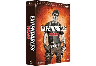 Expendables Trilogie Blu-ray