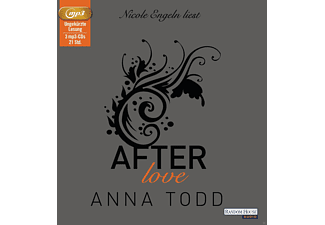 After - Band 3: love - (MP3-CD)
