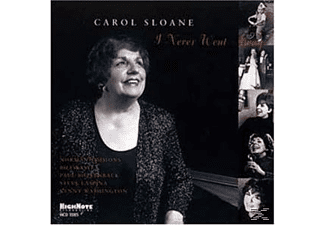 Carol Sloane - I Never Went Away - (CD)