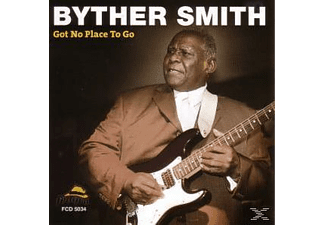 Byther Smith - Got No Place To Go - (CD)
