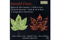 John Carol Case - Gerald Finzi - Songs [CD]