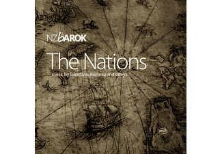 Nz Barok - The Nations - (CD)