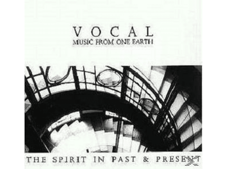 VARIOUS - The Spirit In Past & Present [CD]