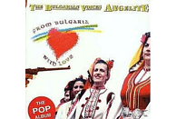 The Bulgarian Voices Angelite - From Bulgaria With Love [CD]