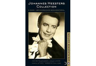 Johannes Heesters Collection - (DVD)