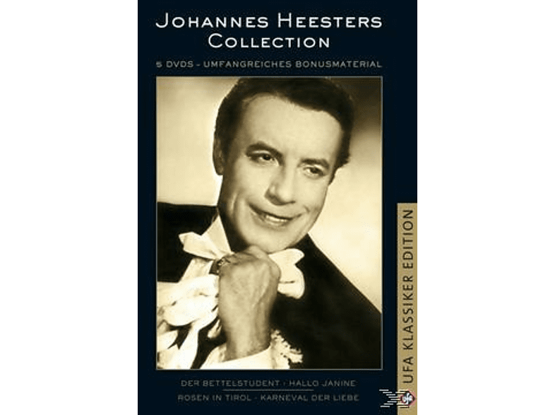 Johannes Heesters Collection [DVD]