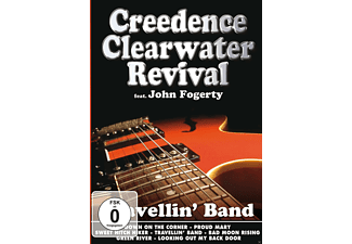 Creedence Clearwater Revival - TRAVELLIN BAND - (DVD)
