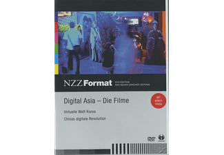 DIGITAL ASIA - (DVD)