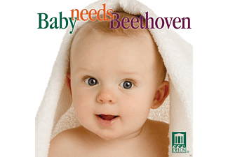 Carol Rosenberger, Gerard Schwarz, Allan Vogel, David Shifrin, Robin Graham, Ken Munday, Chamber Music Society Of Lincoln Center, New York, Los Angeles Chamber Orchestras, Orford String Quartet - Baby Needs Beethoven - (CD)